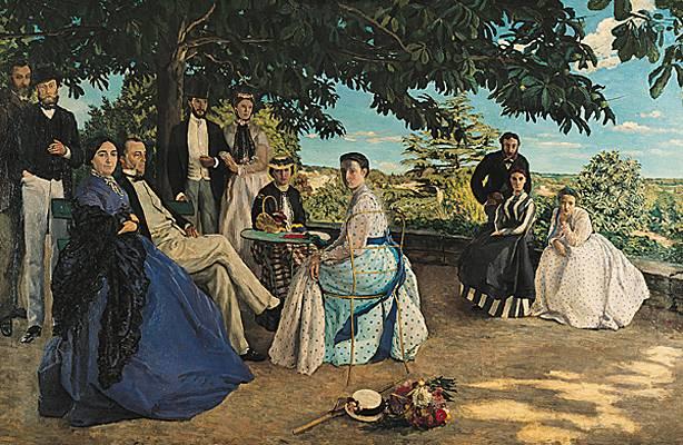 1002024-Frédéric_Bazille_Réunion_de_famille