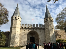 Istanbul Topkapi