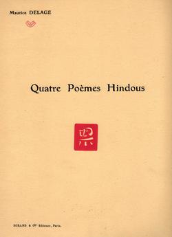 Delage_-_Quatre_poèmes_hindous