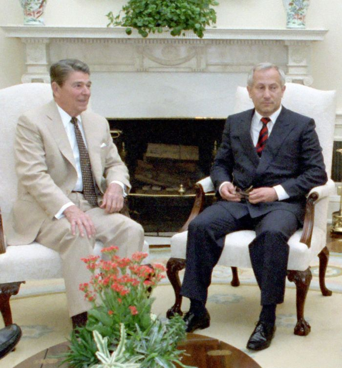 Reagan_and_Gordievsky